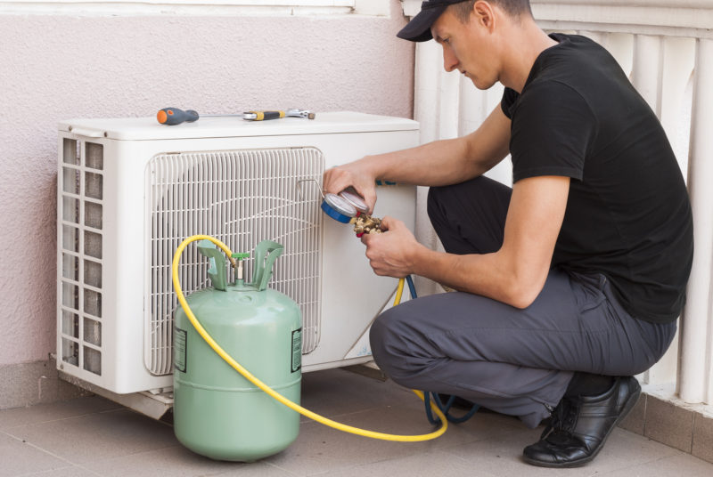3 Things to Know About AC Refrigerant